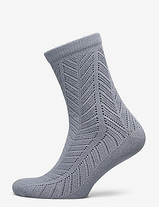 Twine Merlina Sock - nilkkasukat - quarry