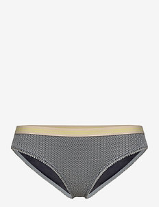 Tallie Fan Bottom - briefs - quarry