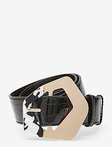 Marlowe Belt - belts - black