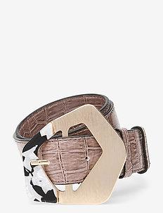 Marlowe Belt - ceintures - grey