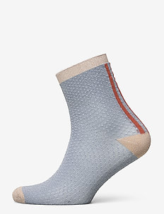 Shimmer Pasha Sock - chaussettes - quarry
