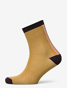 Shimmer Pasha Sock - chaussettes - tapenade