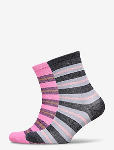 Mix Sock Pack W.16 - chaussettes - nightsky/rose violet