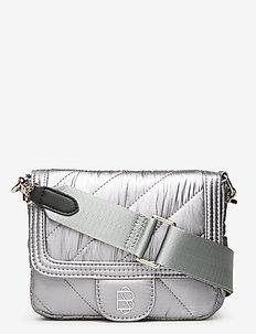 Nylon Padra Bag - skuldervesker - silver