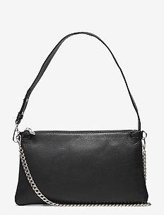 Waxy Lurka Bag - skuldertasker - black