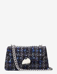 Bluna Falkav Bag - skuldervesker - gray blue