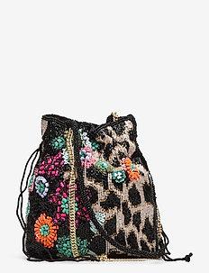 Mixia Tora Bag - bucket bags - mix colour