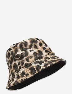 Stroleo Bucket Hat - emmer hoeden - beige