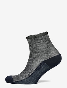 Tullie Sparkle Sock - socks - night sky