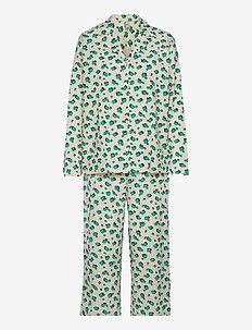 Amapoly Pyjamas Set - pyjamas - whitecap gray