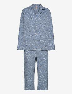 Picola Pyjamas Set - pyjamas - provincial blue