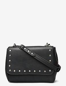 Veg Studded Ava Bag - torby na ramię - black