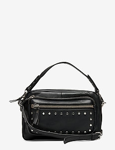 Veg Studded Molly Bag - torby na ramię - black