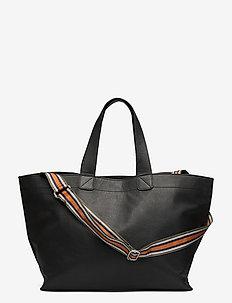 Sheen Aubrey Bag - torby na zakupy - black