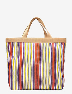 Bask Lillian Bag - shoppers - bamboo