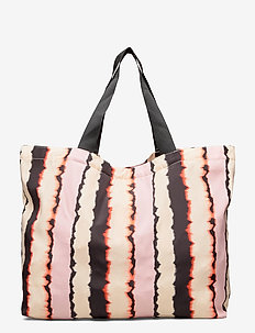 Flasha Foldable Bag - torby na zakupy - black