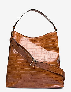 Kaia Kayna Bag - bucket-laukut - brown sugar