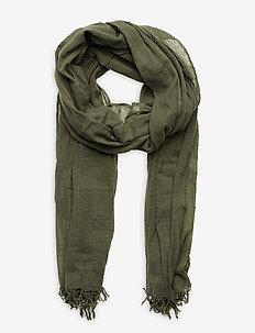 Solid Gaze Ilkana Scarf - sjaals - beetle