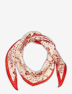Flofield Siru Scarf - huivit - red love