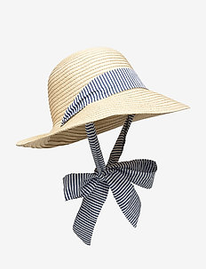 Yrsa Straw Hat - straw hats - nature