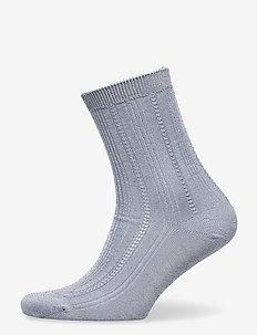 Glitter Drake Sock - sokid - eventide