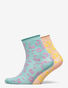 Mix Sock Pack W. 17 - socks - clay/blue