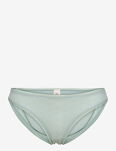 Rhombus Mesh Tallie Bottom - briefs - blue surf