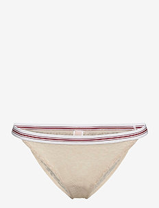 Leolace Rey Bottom - slips - oyster gray