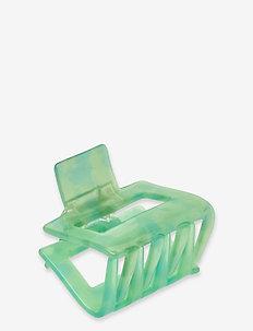Carola Hairclaw - accessories - green glow