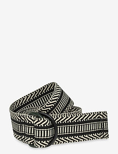 Myrilla Belt - ceintures - black