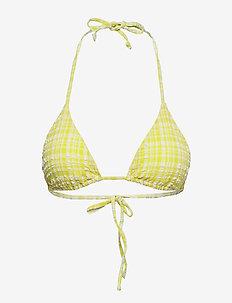 Eli Bikini Top - bikinitopper - yellow