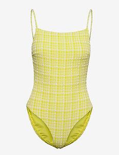 Eli Swimsuit - badedrakter - yellow