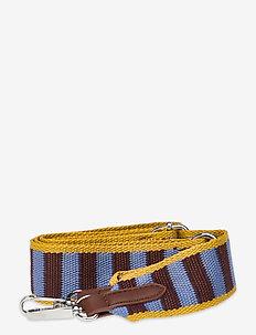 Eldora Strap - axelremmar - cornflower blue