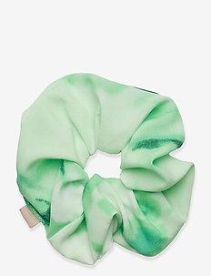 Tia Scrunchie - scrunchies - green