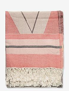 Marisol Towel - strandhåndklær - burnt sienna