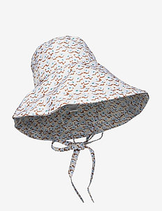 Amapola Bucket Hat - bucket hats - oyster gray