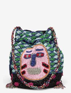 Fuzzi Tora Bag - bucket bags - multi col.