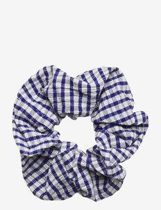 Simi Scrunchie - scrunchies - mazarine blue