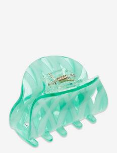 Lara Hair Claw - haarnadeln - green