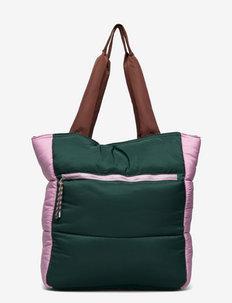 Relon Emery Bag - tote bags - trekking green