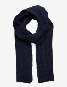 Cass Scarf - szaliki zimowe - maritime blue