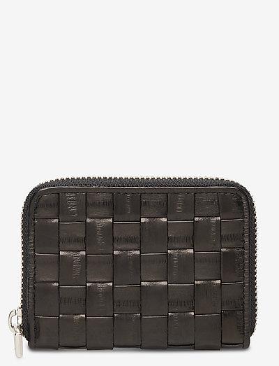 Braidy Purse Classic - portefeuilles - black