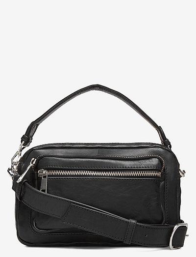 Veg Molly Bag Class. - håndtasker - black