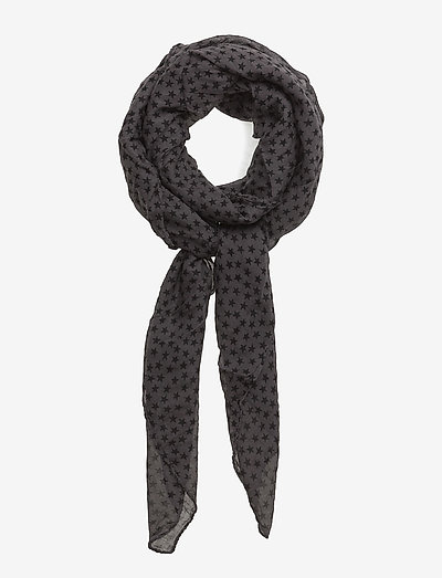 Fine Summer Star - tynde tørklæder - grey