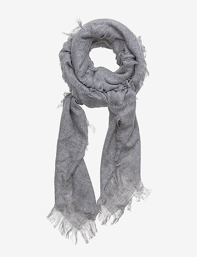 Agot - kevyet huivit - grey melange