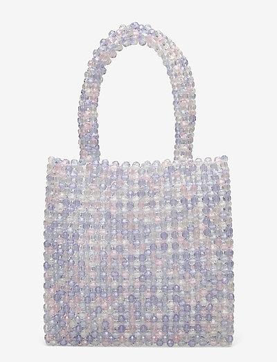 Bead Bag - håndtasker - light blue