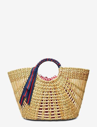 Cyra Bag - håndtasker - beige