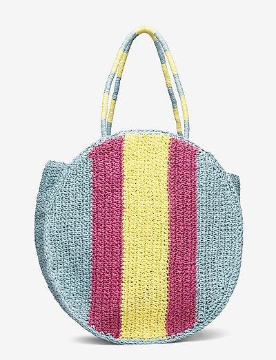 Taya Bag - håndtasker - powder blue