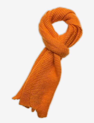 Janu Scarf - halstørklæder - golden yellow