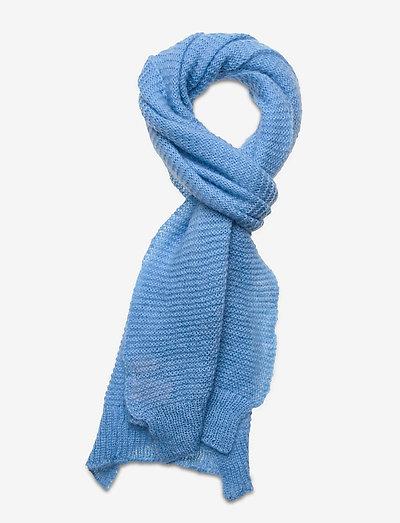 Janu Scarf - halstørklæder - light blue